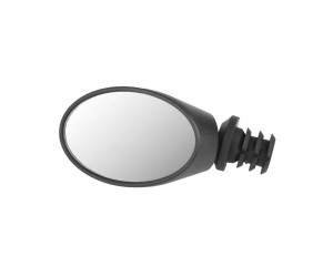 """Зеркало M-WAVE """"SPY OVAL"""", 3-D регулируемое, мини"""