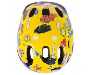 Шлем детский VENTURA SEA LEND желтый