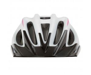 Шлем подростковый MIGHTY WHITE YOUNG HAWK бело-розовый