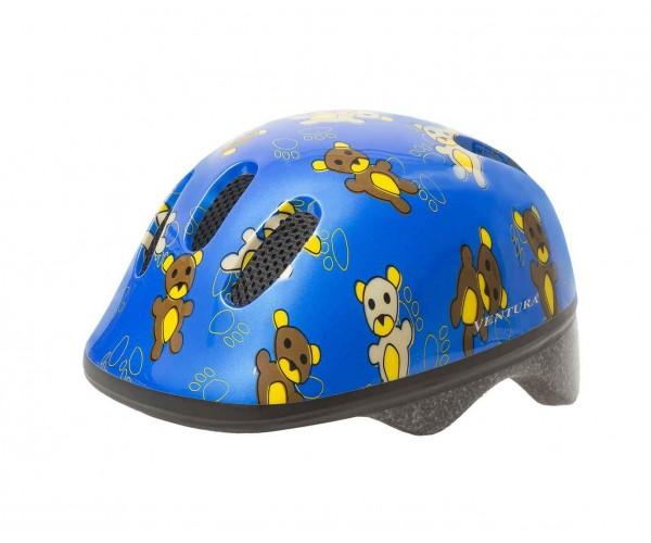 Шлем детский VENTURA TEDDY синий