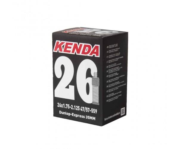 Камера KENDA 26x1.75 F/V 48 мм