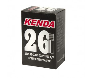 Камера KENDA 26 X 1.75-2.125 BMX прочная A/V